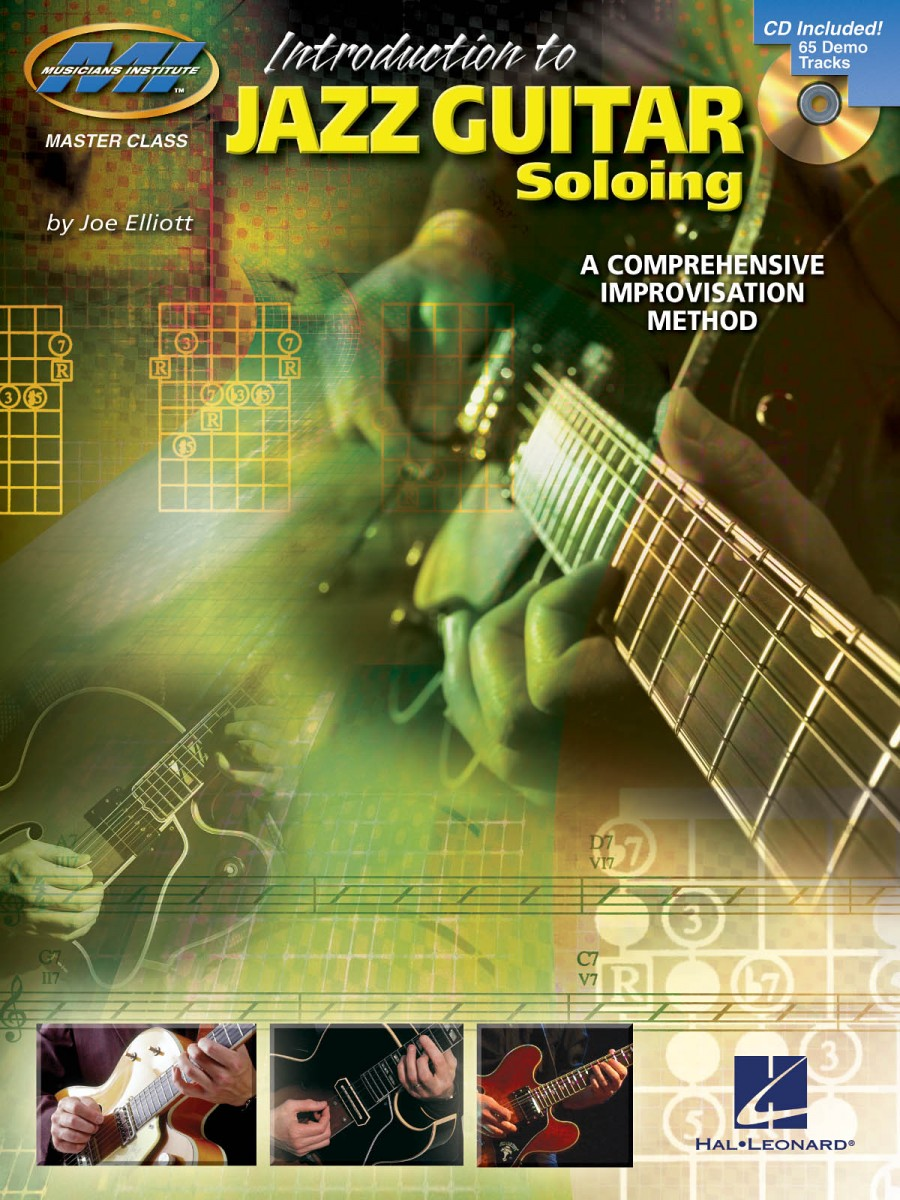 Introduction to Jazz Guitar Soloing | Presto Sheet Music