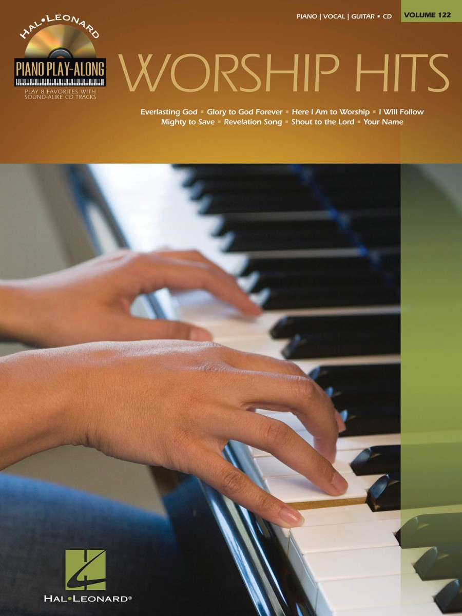 Piano Play-Along Volume 122: Worship Hits | Presto Sheet Music