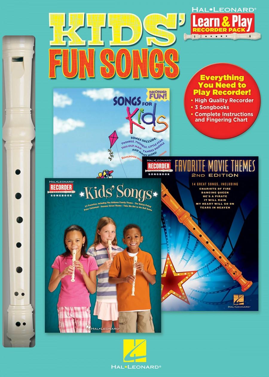 Kids' Fun Songs   Presto Sheet Music