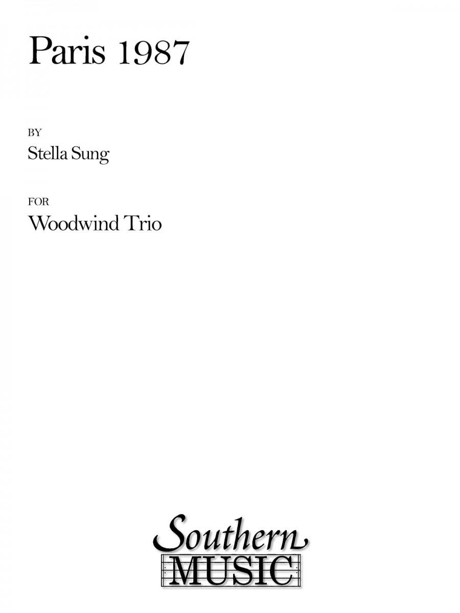 Stella Sung: Paris 1987 | Presto Sheet Music