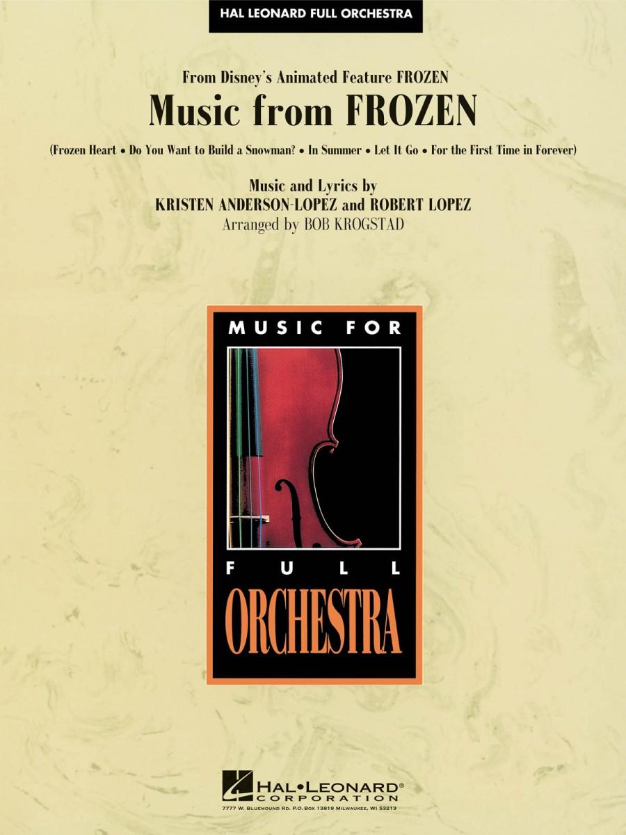 Kristen Anderson-Lopez_Robert Lopez: Music from Frozen