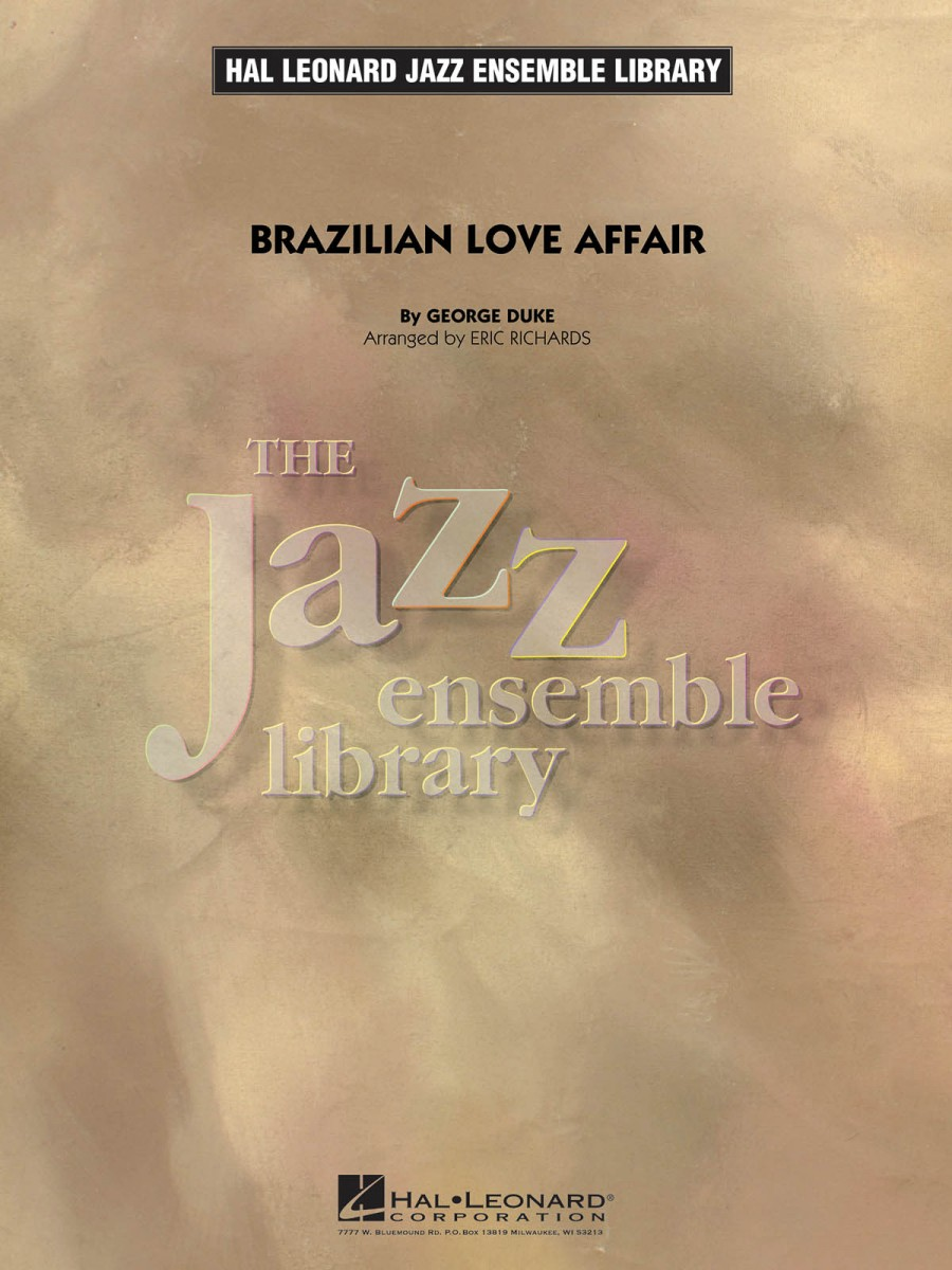 Duke G Brazilian Love Affair Presto Sheet Music