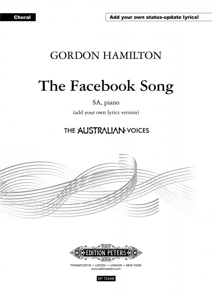 The Facebook Song