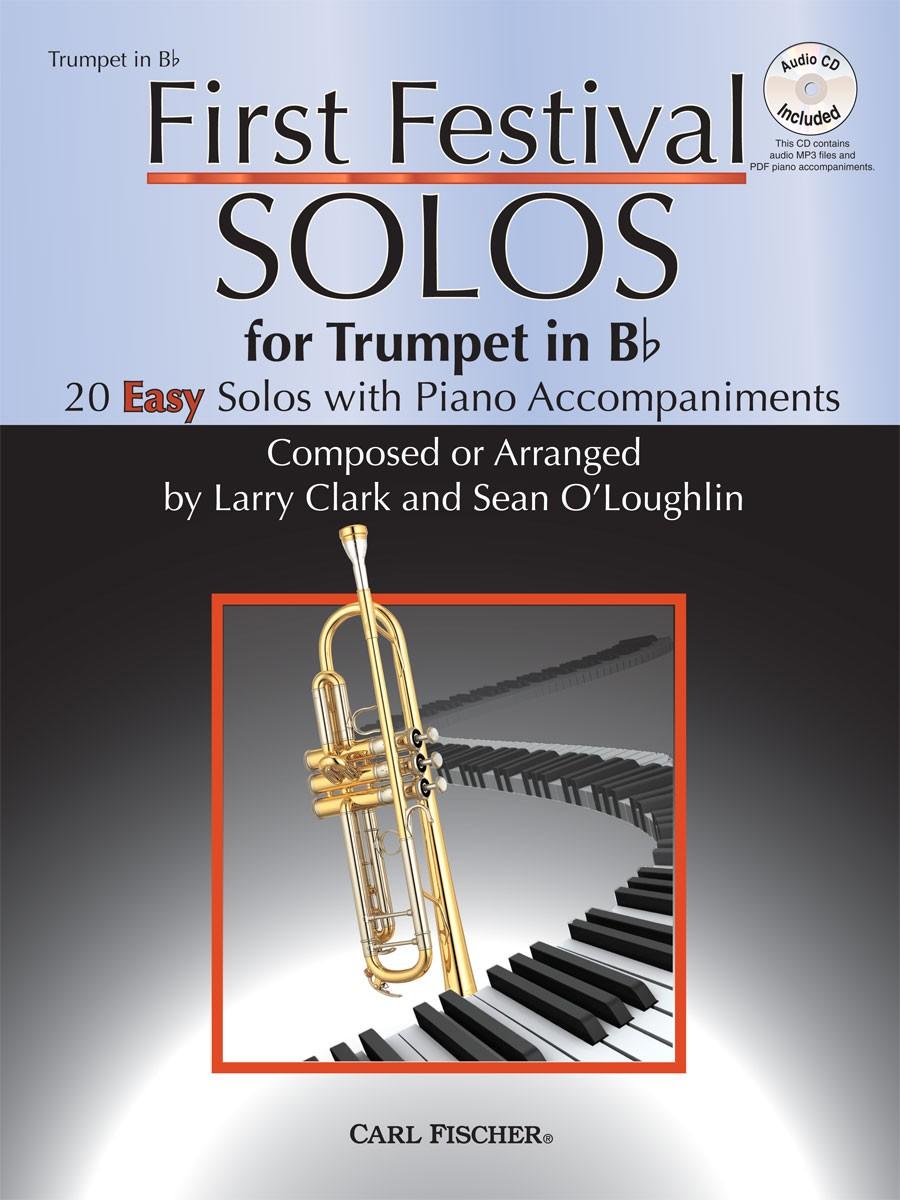 Robert Schumann_Sean O'Loughlin: First Festival Solos for