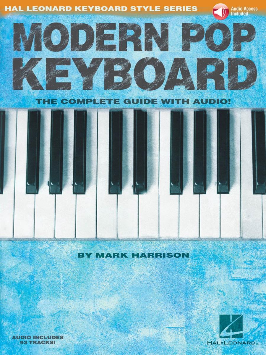 Mark Harrison: Modern Pop Keyboard | Presto Sheet Music