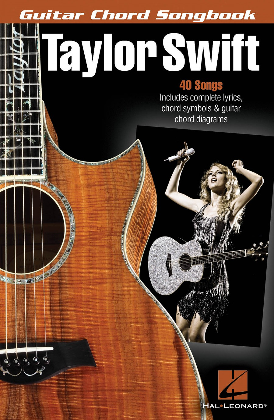 Taylor Swift Guitar Chord Songbook Presto Sheet Music