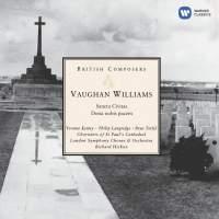 Vaughan Williams: Dona Nobis Pacem & Sancta Civitas