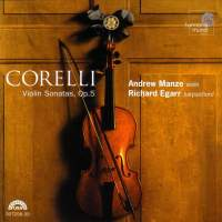 Corelli: Violin Sonatas, Op. 5 (complete)