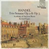 Handel - Trio Sonatas Opp. 2 & 5