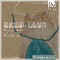 David Lang - The Little Match Girl Passion