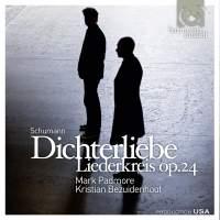 Schumann: Dichterliebe & Liederkreis