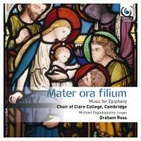 Mater ora filium: Music for Epiphany