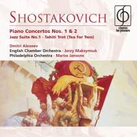 Shostakovich: Piano Concertos Nos. 1 & 2, Jazz Suite No. 1 & other orchestral works