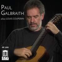 Paul Galbraith Plays Louis Couperin