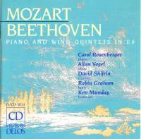 Beethoven & Mozart: Quintets for piano & winds