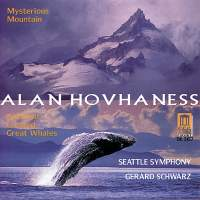 Alan Hovhaness: Mysterious Mountain ... And God Created Great Whales