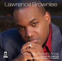 Virtuoso Rossini Arias: Lawrence Brownlee