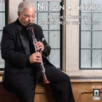 Nielsen: Clarinet Concerto & Chamber Music for Clarinet