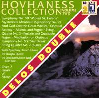 Hovhaness Collection, Volume 2