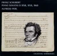 Schubert: Piano Sonatas Nos. 19-21