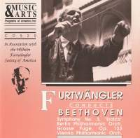 Beethoven: Symphony No. 3, Op. 55 & Grosse Fuge, Op. 133