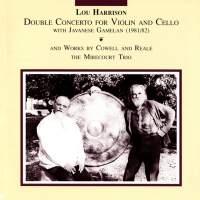 Harrison: Double Concerto for Violin & Cello