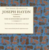 Haydn: The String Quartets - Schneider Quartet (1951-54)