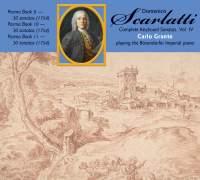 D. Scarlatti: Complete Keyboard Sonatas, Vol. 4