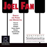 Dances for Piano and Orchestra