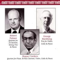 Palmer, Rochberg & Cordero: Chamber Music