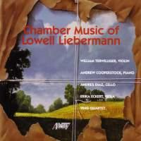 LIEBERMANN, L.: Piano Trios Nos. 1 and 2 / Violin Sonata No. 1 / 2 Pieces for Violin and Viola / Concerto for Violin, Piano and String Quartet