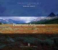 Piano Music of Argentina Vol. 2