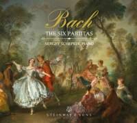 Bach, J S: Partitas Nos. 1-6, BWV825-830