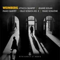 Weinberg: Piano Quintet, Piano Sonatina & Cello Sonata No. 2