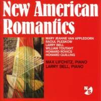 APPLEDORN, M.J. van: Set of Five / PLESKOW, R.: Quatrain / BELL, L.: Piano Sonata, Op. 34 / TOUTANT, W.: Small Suite (Bell, Lifchitz)