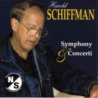 SCHIFFMAN, H.: Symphony / Oboe d'Amore Concerto / Piano Concerto (Giacobassi, Perry-Camp, Antal)