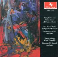 Symphonic and Wind Music of Charles Bestor