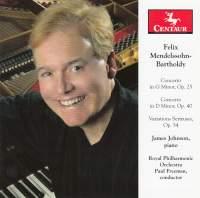 Mendelssohn: Piano Concertos & Variations sérieuses