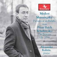 Mussorgsky: Pictures at an Exhibition & Tchaikovsky: The Seasons