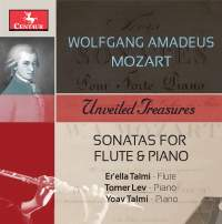 Lachnith & Mozart: Sonatas for Flute & Piano