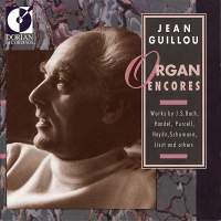 Organ Encores