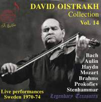 David Oistrakh Collection Volume 14