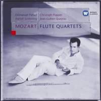 Mozart: Flute Quartets Nos. 1-4 (complete)