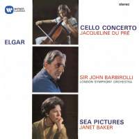 Elgar: Cello Concerto&#x3B; Sea Pictures