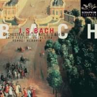J S Bach: Orchestral Suite 1, 3 & 4