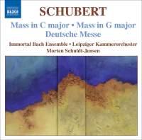 Schubert - Masses in C and G major