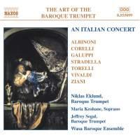 The Art of the Baroque Trumpet, Vol. 5