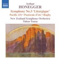 Honegger: Symphony No. 3 & Symphonic Movements