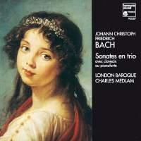 JCF Bach: Trio Sonatas