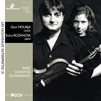 Ravel, Schnittke & Szymanowski: Works for Violin and Piano